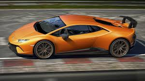 lamborghini modified the lamborghini huracán performante is here car news bbc