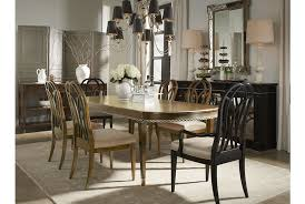 Drexel Heritage Dining Room Chairs Imagination Dining Table From The Olio Collection By Drexel Furniture