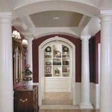 interior pillars fiberglass columns decorative columns columns architectural