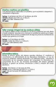 cupos electronico 2016 programación febrero 2016 by biblioteca epm issuu