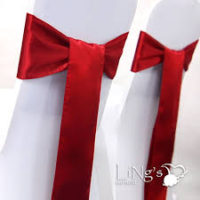 Chair Cover Sashes 100 Pcs 6