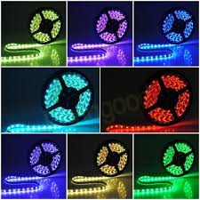 5050smd led color changing chasing rgb bright 300 led