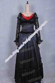 Sweeney Todd Halloween Costume Sweeney Todd Cosplay Lovett Costume Black Lace Dress