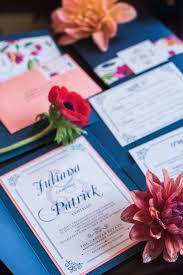 vibrant preppy wedding in california