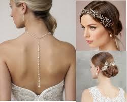 accessoires de mariage accessoires cheveux mariage bijoux fantaisie de luxe