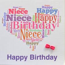 birthday cards for niece happy birthday card for niece birthday cake ideas