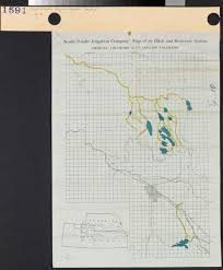 Map Of Greeley Colorado by Case 1591 North Poudre Irrigation Company Map Of Ditch And