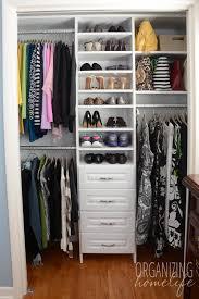 closet room organizer storage ideas