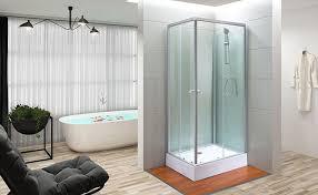 denver scandinavian shower enclosure set for small bathrooms denver bath deluxe bathrooms shower enclosure set