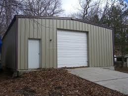 prefab steel backyard shop in greenwood lake ny customer