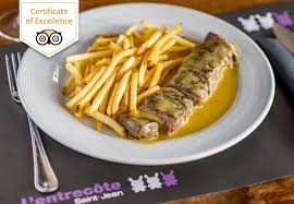 cuisine st jean entrecote menus for 2 at entrecote st jean 4 5 on