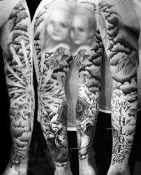 80 cloud tattoos for dwelling designs cloud