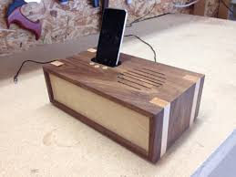 Woodworking Projects by Woodworking Project Docking Station Youtube