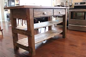 wood top kitchen island castleton home solid wood top kitchen island cart plans unfinished