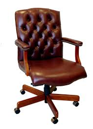 Antique Swivel Office Chair by Antique Leather Office Chair U2013 Cryomats Org