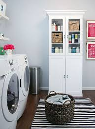 Laundry Room Storage Cabinet by 66 Best Laundry Room Images On Pinterest Laundry Room Makeovers