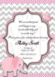 pink and grey elephant baby shower pink and grey elephant baby shower invitations pink and grey