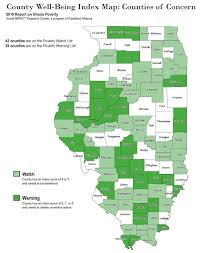 Map Of Illinois Counties Illinois Great Rivers Conference