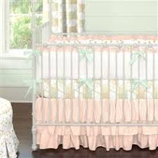 mint peach baby bedding crib bedding baby bedding