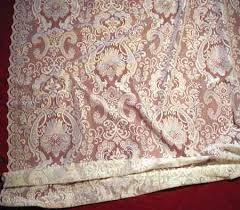 Antique Lace Curtains The Vintage Lace Curtains Pretty Spaces Regarding Antique Lace