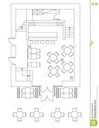 office furniture floor plan