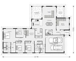parkview 290 home designs in wangaratta g j gardner homes