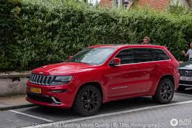 2016 jeep cherokee sport red jeep grand cherokee srt 8 2013 8 august 2016 autogespot
