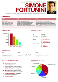 Infographic Resume Template Free Download Visual Resume Word Template 100 Images Free Templates For