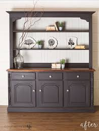 Kitchen Buffet Cabinets Best 25 Buffet Hutch Ideas On Pinterest Painted Hutch Hutch