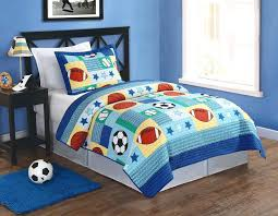 sports themed kids bedding cute sports themed quilt for a young