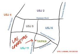 map usj 2 kyspeaks ky eats st hugo wines at las carretas usj