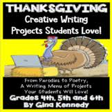 5th grade thanksgiving projects resources lesson plans