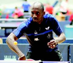 Best Table Tennis Player Celebrating Team Nigeria At 37 Star Table Tennis Player Segun