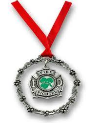 firefighter maltese pendant firefighter jewelry