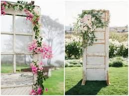 wedding arches for hire cape town vintage doors as wedding decor