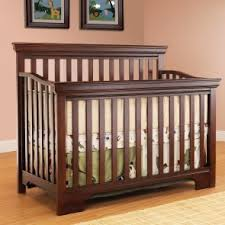 cherry wood cribs cherry cribs bambibaby com