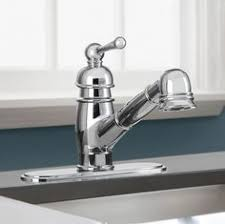 shop danze opulence stainless steel 1 handle pull out danze opulence single handle pull down sprayer kitchen faucet in