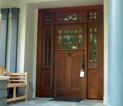 Buy Exterior Door And Lassing Unique Third Lite Exterior Wood And Glass Doors Made