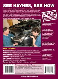 bmw 5 series diesel sept 03 10 haynes repair manual haynes