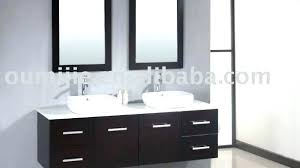 double bowl sink vanity double bowl vessel sink sanelastovrag com