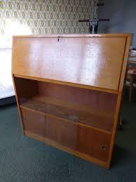 le bureau retro retro vintage 50 s 60 s bureau glass panels doer 50