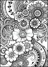 owl coloring page zentangles colouring pinterest