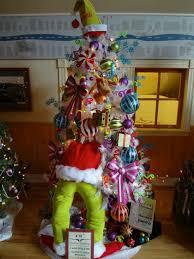grinch christmas tree the grinch christmas tree christmas lights decoration