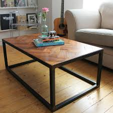 Parquet Coffee Table Objects Of Design 327 Upcycled Parquet Coffee Table Mad About