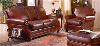 LEATHER AND MOTION FURNITURE Hickory Park Furniture Galleries - Hickory leather sofa