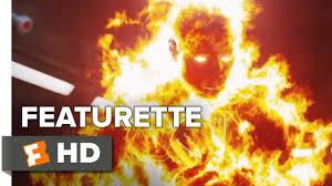 fantastic featurette human torch 2015 michael