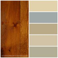 Warm Bathroom Paint Colors by Paint Colors To Go With Warm Wood Decorating Ideas Pinterest
