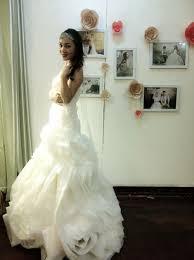 may ao cuoi xu hướng đặt may áo cưới váy cưới giá rẻ soiree cô dâu