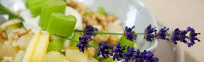 celery salad with pineapple walnuts and tasty cheese love my salad