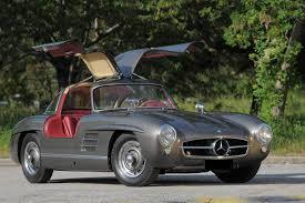 1955 mercedes 300sl kidston sold cars